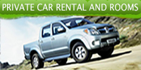 RENT CAR TICKET available