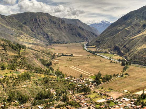 Sacred Valley Of The Cusco